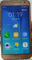 Celular Samsung J7 700M