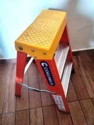 Título do anúncio: Escada Banqueta 2 Degraus Fibra De Vidro 60cm (cogumelo)