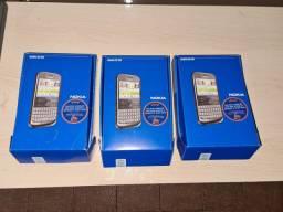 Nokia E5-00 Kit com 3 aparelhos