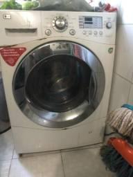 Lavadora e secadora LG 8,5 kg
