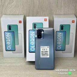 Título do anúncio: Xiaomi Redmi Note 10!! 64gb 4gb dual sim (lacrado)