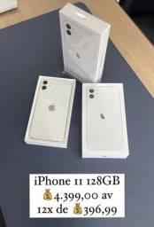 Título do anúncio: iPhone 11 128GB Branco
