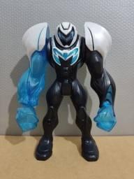 Boneco Max Steel Turbo Força