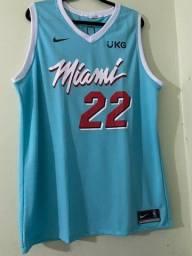 Regata NBA Miami Heat Azul NOVO