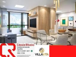Apartamentos 2 quartos sendo 1 suíte à venda na Vila Laura, 54 m²