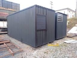 Promoção Container Habitacional.