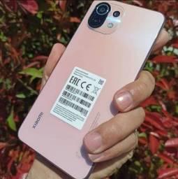 Título do anúncio: Xiaomi MI 11 lite lacrado com note e garantia original com Brindes