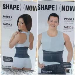 Cinta modeladora Shape Now, Polishop,  tamanho G