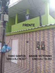 Casa 2 quartos - Vilar dos Teles - São Joao de Meriti