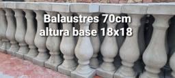 Título do anúncio: Vendo Balaústres