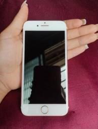 iPhone 7 128Gb em estado de novo PARCELO SEM JUROS