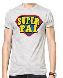 Camisa Personalizada dia dos pais