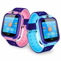 Título do anúncio: Smartwatch Infantil Kids Com GPS e Câmera