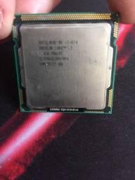 Processador Intel Core I7 870 Funcionando