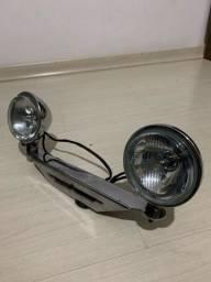 Farol de milha para moto (shadow 600)