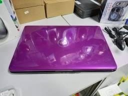 Notebook DELL    DualCore  Tela 15,4  4GB   Formatado C/Garantia