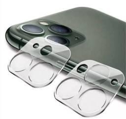 Película p/ câmera Iphone 11/11 Pro e 11 Pro Max