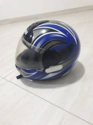 Capacete Yamaha