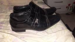 Título do anúncio: Sapato social semi novo usado so uma vez