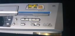 video k7 panasonic 7 cabeças, modelo NV -F J615, raridade, novo ,