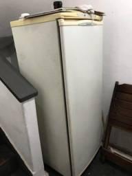 Freezer com problema