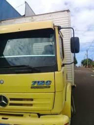 Vendo caminhão 3/4 Mb 712
