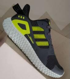 Promoção Tênis Masculino Adidas De R$ 120 por R$ 80.00