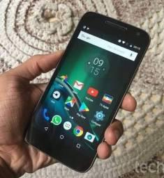 Moto G Play 4 com TV Digital pegando tudo bom apenas trinco que não atrapalha em nada