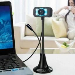 Câmera Web-Cam De Computador Pc Laptop Desktop Driverless 480p W