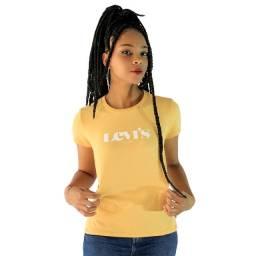 Camiseta Levi's The Perfect Tee Amarela
