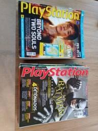 Lote de revista videogames