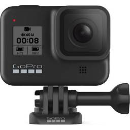GoPro 8 hero black + dome + acessorios