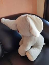 Título do anúncio: Elefante Pelúcia
