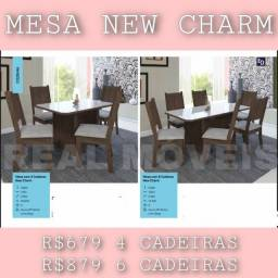Título do anúncio: Mesa mesa mesa new charm- 2678900