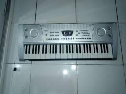 teclado key black otimo