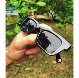 Óculos De Sol Masculino Feminino Quadrado Moda Vintage Proteção Uv400