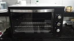 Forno   forno   elétrico   Best  60  lts  com espeto  giratório