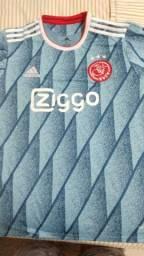 Camisa Ajax edição especial de colecionador.