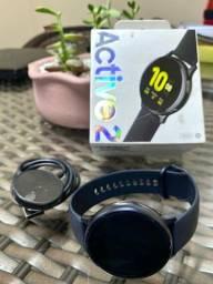Título do anúncio: Galaxy watch ctive 2 BT 44mm praticamente novo