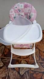 Título do anúncio: Bebê conforto e Cadeirinha de alimentação