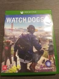Título do anúncio: Game watch dogs 2 xbox one.