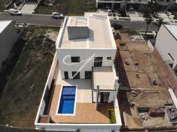 Título do anúncio: Sobrado com 4 dormitórios à venda, 282 m² por R$ 2.350.000,00 - Residencial Duas Marias -