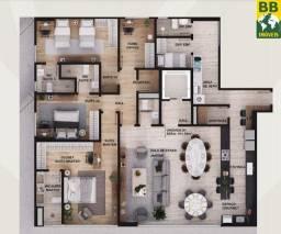 Título do anúncio: Apartamento para Venda em Natal, Tirol, 3 dormitórios, 3 suítes, 4 banheiros, 3 vagas