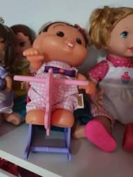 Bonecas turma da Mônica