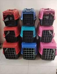 Título do anúncio: Caixa de transporte para cão gato - Temos a melhor taxa de entrega da cidade!