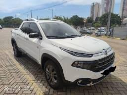 Fiat Toro Volcano 2018 4x4 Diesel baixa KM