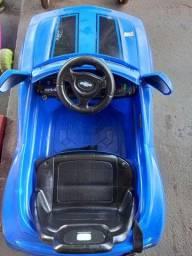 Camaro Azul elétrico