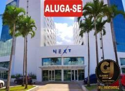 Alugo lindas Salas no Next office, mobiliadas