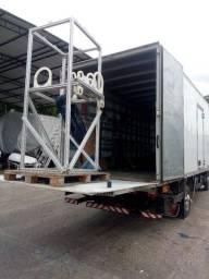 Caminhão com Plataforma em Salvador