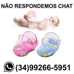 Título do anúncio: Berço Mosquiteiro Infantil Nenê Portátil * Fazemos entregas